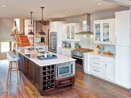 kitchen microwave ideas kitchen island with cooktop and seating built in kitchen appliances