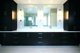 Beveled Mirrors For Bathroom Beveled Bathroom Mirror Beveled Mirror Copycat More Beveled Wall