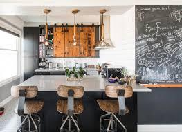 ilot cuisine avec table ilot cuisine avec table 11 cuisine industrielle 43