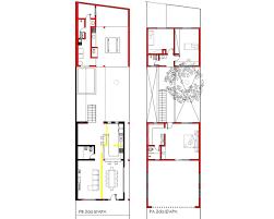 stage floor plan gallery of ms residence reform biocons arquitectos 16