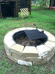 Lowes Firepit Pit Pit Grill Home Design Cinder Block Fireplaces