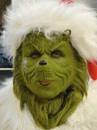 grinch costume temporarily out of stock until tuesday grinch prosthetic foam
