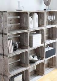 Homemade Wooden Shelves by Création D U0027une Bibliothèque Avec De La Récupération Diy Houses