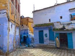 blue city morocco chair morocco s blue city chefchaouen bohemian vagabond jacki ueng