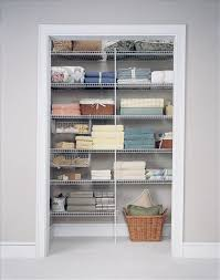 Rubbermaid Bathroom Storage by Adjustable Metal Closet Shelf Roselawnlutheran