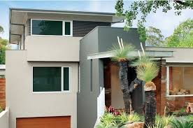 taubmans modern exterior house colour schemes google search