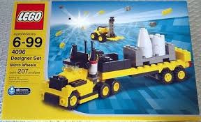 BUY LEGO 4096 1 Micro Wheels