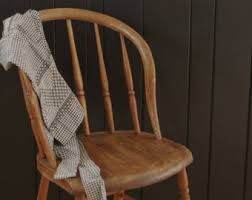 Antique Wood Chair Antique Wood Chair Etsy