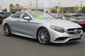 2015 mercedes for sale used 2015 mercedes s class coupe pricing for sale edmunds