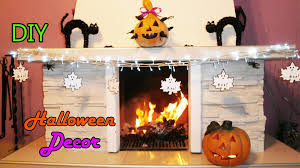 diy halloween decoration easy and cheap halloween ideas diy