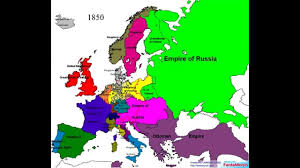 Europe Map During Ww1 Political Borders Of Europe From 1519 To 2006 Youtube