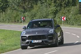 porsche modified techart heats up the 2015 porsche macan turbo automobile magazine