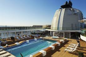 cruise ship the world the world allows passengers to live on a cruise ship year round
