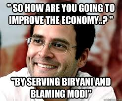 Serving Memes - so how are you going to improve the economy by serving