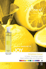 yellow color cosmetic presentation care spontaneity aromatherapy