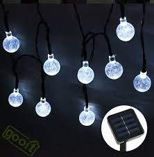 Solar Powered Deck Lights Solar Powered Patio String Lights U2013 Inexpensive Addition To Your