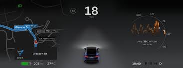Maps Engine First Look At Tesla U0027s New Maps And Navigation Engine Electrek