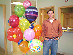 big balloon delivery birthday balloon bouquet delivery brings smiles party