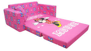 minnie mouse upholstered chair and ottoman set minnie mouse