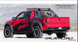 Ford Raptor Chase Truck - shelby raptor