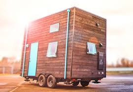 brick tiny house the bunk box tiny house a unique modern tiny house design
