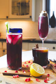 red wine cocktail recipes for winter christmas drinks bespoke