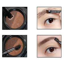 Pomade Air myg air cushion eyebrow pomade eyebrow enhancer with tint liquid