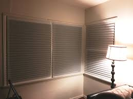 Ikea Window Treatments by Cheap And Easy Ikea Window Shades Repurposed Perspective