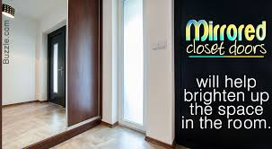 How To Install A Closet Door How To Install Mirrored Closet Doors