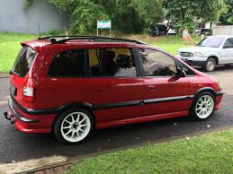 opel frontera modified tuning car extreme brasil zafira tuning zafira pinterest