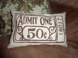 admit one home theater sassy sanctuary theater room pillows