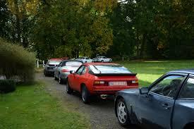 rally porsche 944 10 07 08 sezono uždarymas anykščiai lietuvos porsche classic klubas