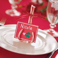 diy place cards top 10 creative diy christmas place cards top inspired
