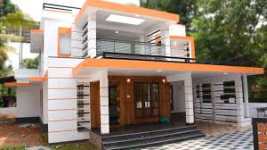 stylish house athani 8 5 cents plot and 2600 sq ft stylish house for sale in