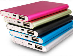 phone charger ultrathin mobile phone charger portable 4000mah power bank cell