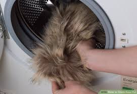 How To Make A Faux Fur Rug How To Clean Faux Fur 10 Steps With Pictures Wikihow
