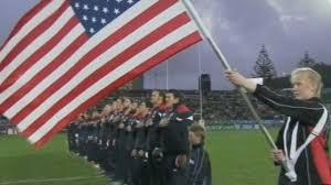 911 Flag Photo Us National Anthem 9 11 11 New Zealand Youtube