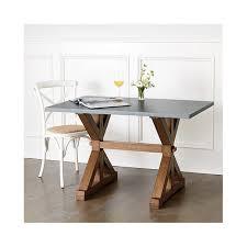 Tatum  Trestle Dining Table Ballard Designs - Trestle kitchen table
