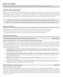 10 senior administrative assistant resume templates free sample
