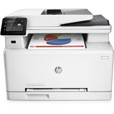 lowest cost per page color printer
