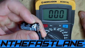 C61 Ceiling Fan Capacitor by How To Test A Capacitor Youtube