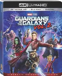 guardians of the galaxy vol 2 blu ray dvd details first look at