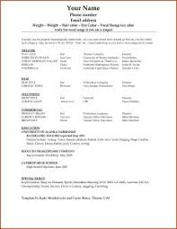 resume template how to design a creative in microsoft word