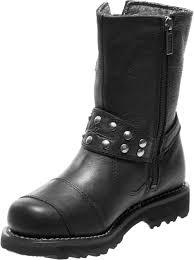 motorbike boots australia harley davidson women u0027s marmora 7 5 inch black motorcycle boots