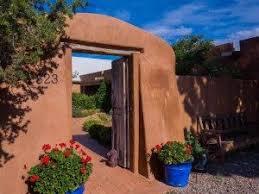 Adobe Style Home Santa Fe Top Residential Neighborhoods Home Santa Fe