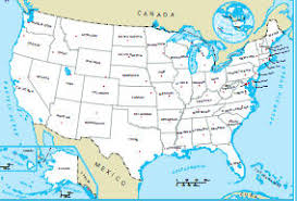 united states map with state names and capitals quiz district