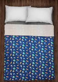 Summer Coverlet Space Double Bedsheet Summer Coverlet Dohad U2013 Paper Rockets