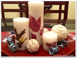 candle centerpiece ideas simple and easy thanksgiving centerpiece ideas using candles