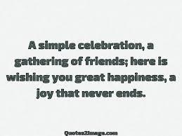 birthday celebration quotes simple happy birthday elements of