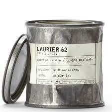 kerzen online laurier 62 vintage kerze von le labo bestellen bei ludwig beck